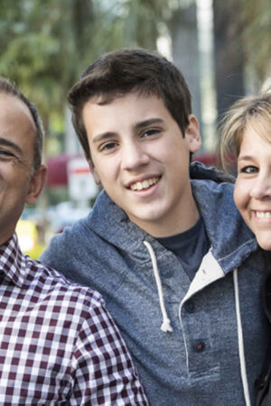 how to talk to your teenager