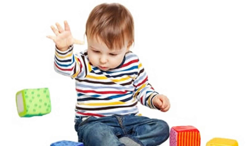 toddler throwing things