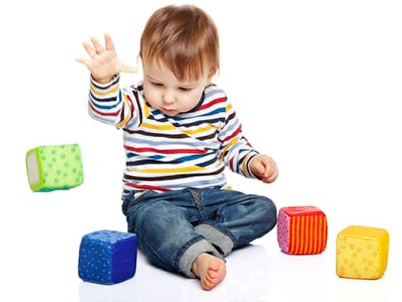 toddler throwing things